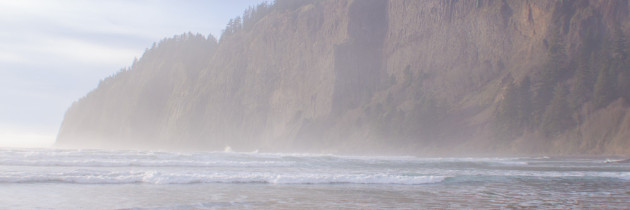 Adventures in Oregon: Cape Lookout