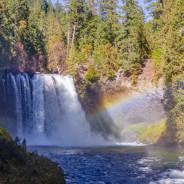 Adventures in Oregon: Sahalie Falls & Koosah Falls