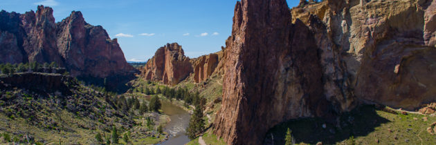Adventures in Oregon: Smith Rock State Park